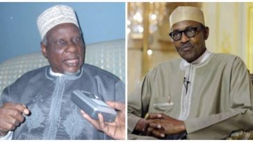 """Buhari Is Incompetent, He Can't Fix Any Of Nigeria's Problems"" - Northern Elder, Tanko Yakassai 1"