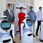 Rwanda Takes Delivery Of Robots That Can Screen '150 People Per Minute' For Coronavirus [Photos] 29