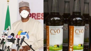 Federal Government Opens Up About Madagascar Billing Nigeria €170,000 For COVID-19 Herbal Cure 3