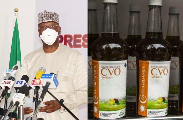 Federal Government Opens Up About Madagascar Billing Nigeria €170,000 For COVID-19 Herbal Cure 1