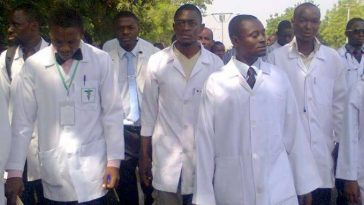 COVID-19 Curfew: Lagos Doctors Begins Indefinite Strike Over Police Harrasment Of Health Workers 3