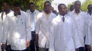 COVID-19 Curfew: Lagos Doctors Begins Indefinite Strike Over Police Harrasment Of Health Workers 7