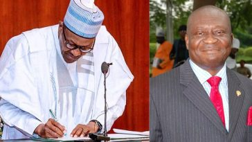 President Buhari Sacks Charles Uwakwe As NECO Registrar, Dismisses Four Other Top Officials 2