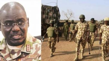 Nigerian Soldiers Cries, Rain Curses On Burutai During Battle With Boko Haram Terrorists [Video] 7
