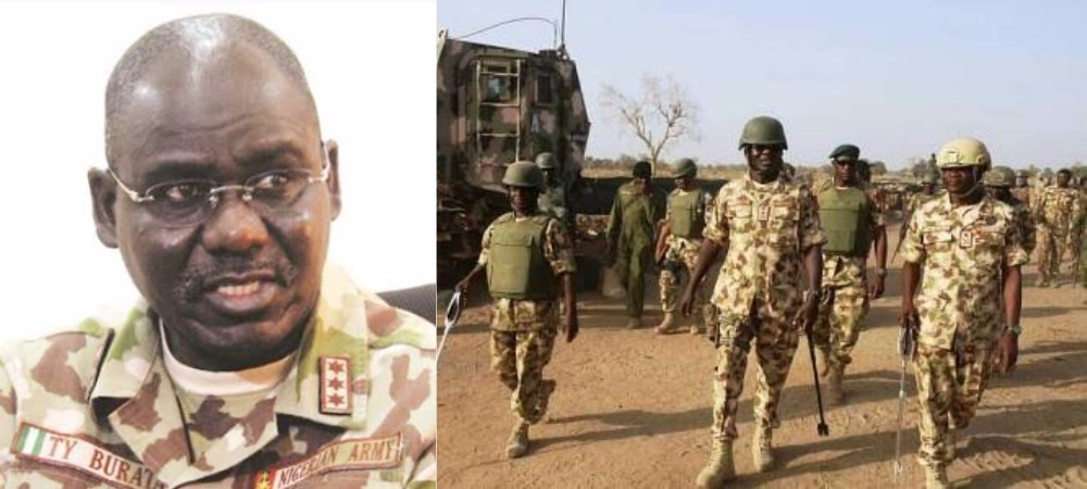 Nigerian Soldiers Cries, Rain Curses On Burutai During Battle With Boko Haram Terrorists [Video] 1