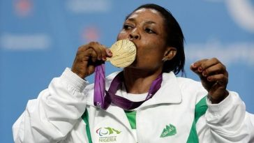 Nigeria's Paralympic Gold Medallist, Esther Oyema Receives Four-Year Ban For Doping 1