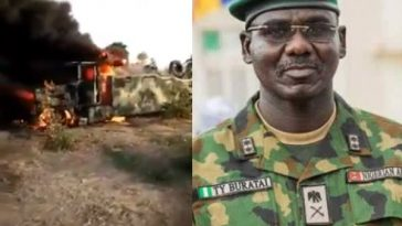 Nigerian Army Reacts To Viral Video Of Soldiers Cursing Buratai After Boko Haram Ambush 6