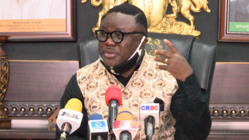 Governor Ben Ayade Weeps As He Exempts 'The Poor' From Paying Taxes In Cross River [Video] 7