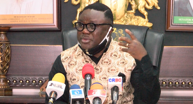 Governor Ben Ayade Weeps As He Exempts 'The Poor' From Paying Taxes In Cross River [Video] 1