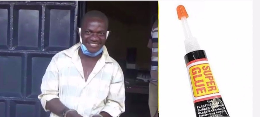 Jealous Husband Seals His Wife's Private Part With Superglue Mixed With Sand Over Infidelity 1