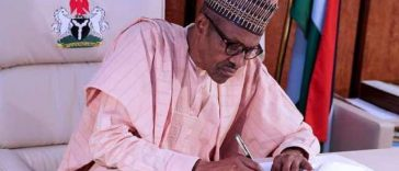 President Buhari Signs Nigeria Police Bill 2020 Into law 28