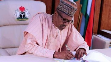 President Buhari Signs Nigeria Police Bill 2020 Into law 12