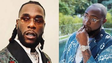 """Your Father Bought Your Success"" - Burna Boy Shades Davido For Calling Himself The Greatest 8"