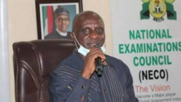 President Buhari Appoints Professor Godswill Obioma As New NECO Registrar 1