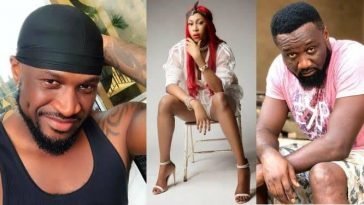 Peter Okoye Reacts After Cynthia Morgan Revealed How She 'Lost Everything' To Jude Okoye 6
