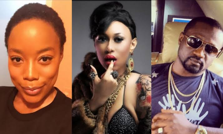 Cynthia Morgan's Ex-Manager, Joy Tongo Accuses Her Of Lying To Gain Sympathy Against Jude Okoye 1