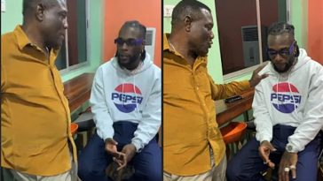 Police Arrests Burna Boy And His Father After Noise Complains From His Neighbours [Video] 7