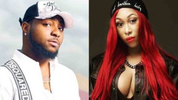 Davido Set To Help Cynthia Morgan Despite Dissing Him Years Ago, Calling Him A 'Fvck Boy' [Video] 1
