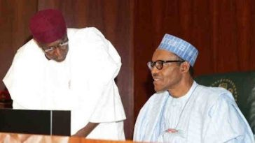 Buhari Reportedly Cancels Appointments, Approvals Made By Late Chief Of Staff, Abba Kyari 2