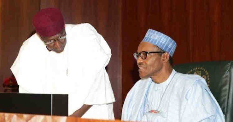 Buhari Reportedly Cancels Appointments, Approvals Made By Late Chief Of Staff, Abba Kyari 1