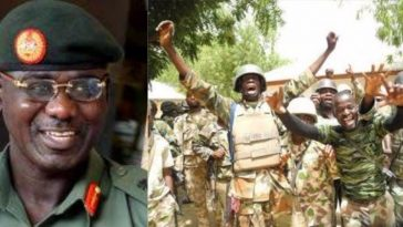 Nigerian Army Have Killed Over 1,000 Boko Haram Insurgents In Six Weeks - Gen Tukur Buratai 2