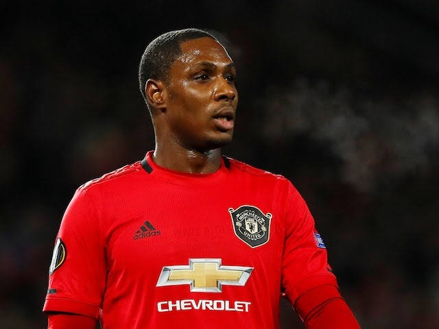 Odion Ighalo Set To Leave Manchester United As Shanghai Shenhua Orders His Return To Club 1