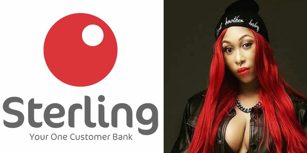 Sterling Bank Offers To Partner With Cynthia Morgan Following Her Loss And Feud With Jude Okoye 1
