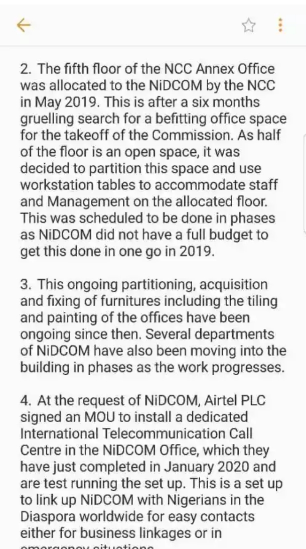 How Abba Kyari Fueled 'Fight' Between Abike Dabiri-Erewa And Communications Minister, Pantami 3