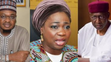 How Abba Kyari Fueled 'Fight' Between Abike Dabiri-Erewa And Communications Minister, Pantami 4