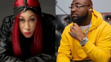 Davido Finally Reveals Why He Decided To Help Cynthia Morgan After She Insulted Him Years Back 6