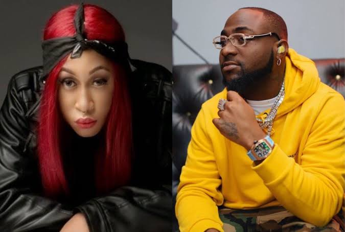 Davido Finally Reveals Why He Decided To Help Cynthia Morgan After She Insulted Him Years Back 1