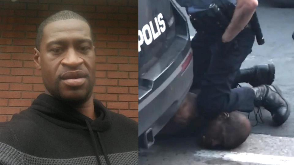 George Floyd: Black Man Dies After Pleading 'I Can't Breathe' During Police Arrest In Minneapolis [Video] 1
