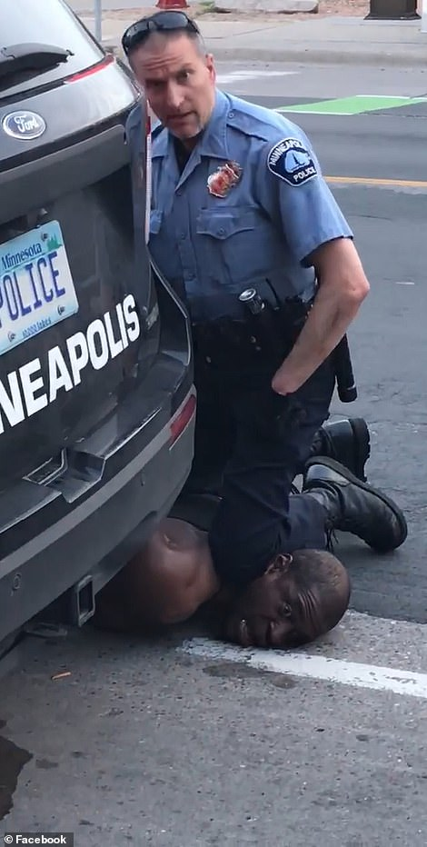 George Floyd: Black Man Dies After Pleading 'I Can't Breathe' During Police Arrest In Minneapolis [Video] 2