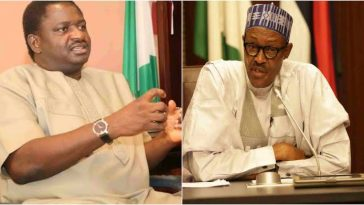 Nigerians Are Lucky To Have A President Like Buhari Who Is Leading Well — Femi Adesina 4