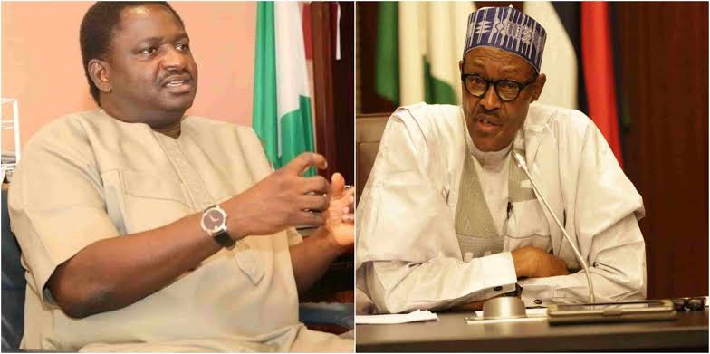 Nigerians Are Lucky To Have A President Like Buhari Who Is Leading Well — Femi Adesina 1