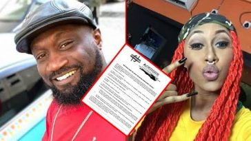 """Cynthia Morgan Lied!"" – Nigerians Attacks Embattled Singer Over Her Contract With Jude Okoye 3"