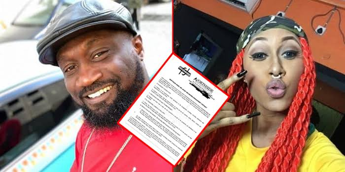 """""""Cynthia Morgan Lied!"""" – Nigerians Attacks Embattled Singer Over Her Contract With Jude Okoye 1"""