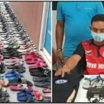 24-Year-Old Man Steals 126 Slippers From His Neighbours So He Could Have S£x With Them [Photos] 27