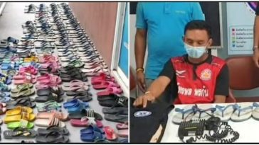 24-Year-Old Man Steals 126 Slippers From His Neighbours So He Could Have S£x With Them [Photos] 1