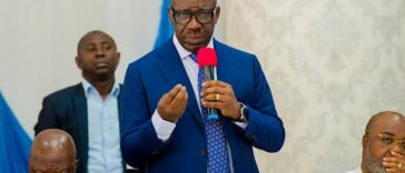 Nigeria Is In Huge Financial Trouble, FG Printed N60bn To Share In March - Governor Obaseki 36