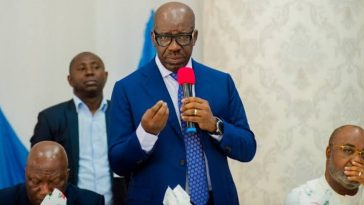 Nigeria Is In Huge Financial Trouble, FG Printed N60bn To Share In March - Governor Obaseki 8