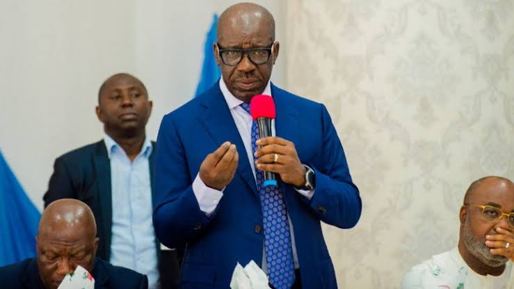 EDO: I Have All The Powers, No Man Can Stop Me From Having My Second Term - Governor Obaseki 1