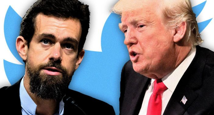 """""""Your Campaign Tweets Are Misleading"""" - Twitter CEO, Jack Dorsey Fires Back At Donald Trump 1"""