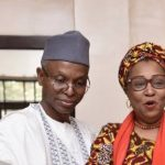 """I Am Not Part Of My Husband's Government"" - Governor El-Rufai's Wife, Hadiza Slams Her Critics 27"