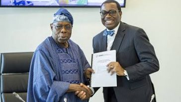 Akinwumi Adesina: AfDB Governance At Risk Of Being Hijacked By US — Olusegun Obasanjo 2