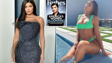 Forbes Announces Kylie Jenner Is No Longer A Billionaire, Says She's Been Lying About Her Wealth 8