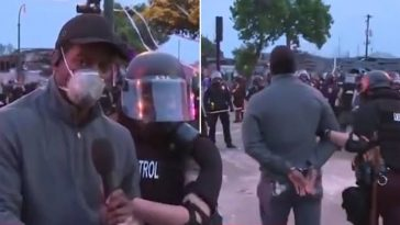 Police Arrests CNN Reporter On Live TV While Covering George Floyd Protest In Minneapolis [Video] 4