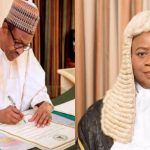 Buhari Finally Asks Senate To Confirm Justice Dongban-Mensem As Appeal Court President 28