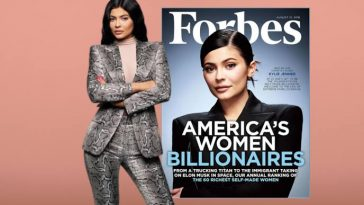 """I Never Asked For Any Title"" - Kylie Jenner Slams Forbes After Being Accused Of Faking 'Billionaires Status' 2"