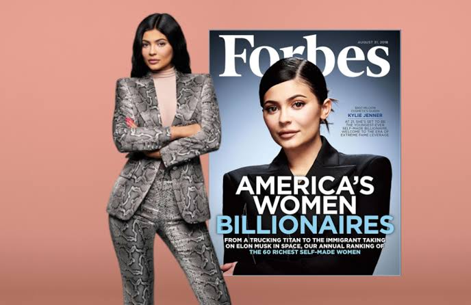 """""""I Never Asked For Any Title"""" - Kylie Jenner Slams Forbes After Being Accused Of Faking 'Billionaires Status' 1"""